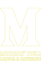 Morris Deli and Catering Sticky Logo